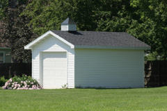 garden shed costs