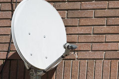 choosing a satellite dish, cable or aerial
